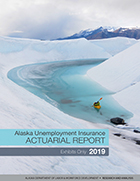 Cover of the UI Actuarial Study
